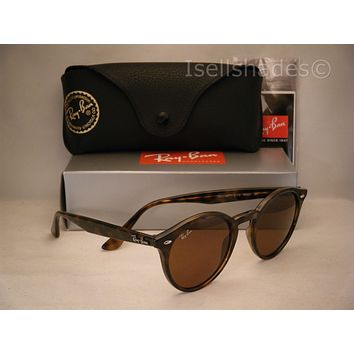 Ray Ban 2180 Tortoise w Brown Lens NEW sunglasses (RB2180 710/73 49mm)