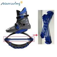 Kangaroo Jumping Shoe Spring Plate Fit For Exercise
