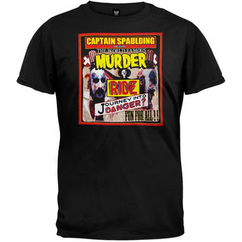 House Of 1000 Corpses - Murder Ride T-Shirt