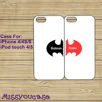 iphone 4 case,iphone 4s case,cute iphone 4 case,iphone 5 case,cute iphone 5 case,best friends,batman,cool iphone 5 case,in plasitc,silicone