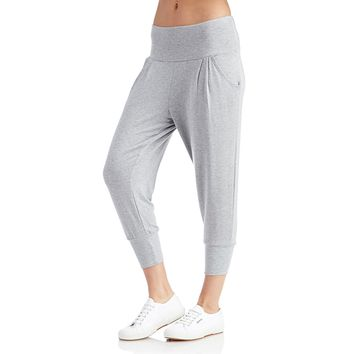 Beyond Yoga Modal Terry Freestyle Capri