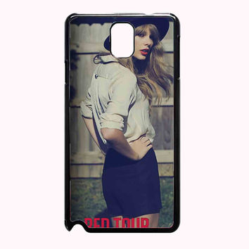 taylor swift poster 5dad6031-219f-4c55-8397-e0b0c8dcc9ff FOR SAMSUNG GALAXY NOTE 3 CASE**AP*