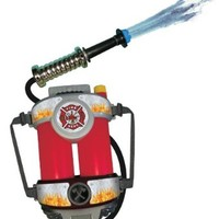 Super Soaking Fire Hose with Backpack Child:Amazon:Toys & Games