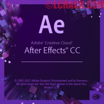 Adobe After Effects CC 2015.3 Crack Incl Serial Number
