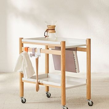 Keane Storage Cart | Urban Outfitters
