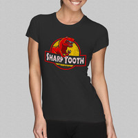 Sharp Tooth - Land Before Time Womens T-Shirt - S M L XL XXL