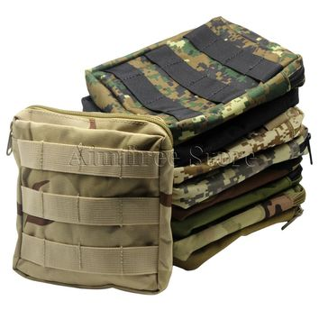 Military Molle Utility Pouch Army Pocket Bag Outdoor Sports Handbag Medical First Aid Pouch Pack