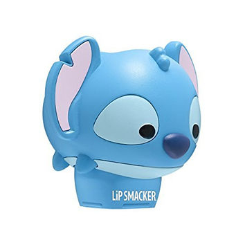 Lip Smacker Disney Tsum Tsum Balms, Stitch Blueberry Wave, 0.26 Ounce