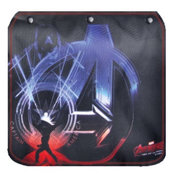 Avengers Logo Captain America Flap for Messenger Bag