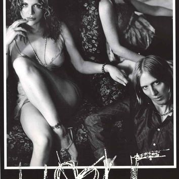 Hole Courtney Love 1999 Band Poster 22x34