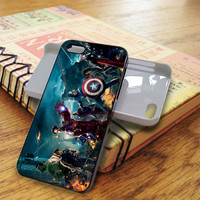 The Avengers Marvel Super Heroes | For iPhone 5/5S Cases | Free Shipping | AH0018