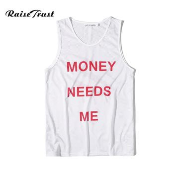 Summer Men/Women  Gyms Tank Top Hot Selling 3d Print Fashion Couple  Fitness Clothes Black White Bodybuilding Clothing Brand
