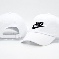 Perfect Nike Women Men Embroidery Baseball Cap Hat Sport Sunhat Cap