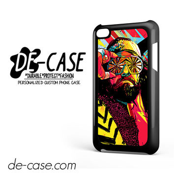 Macho Man Randy Savage DEAL-6760 Apple Phonecase Cover For Ipod Touch 4