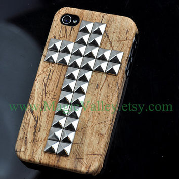 Apple Iphone 4/4s Case Wooden Iphone Case with by MagicValley