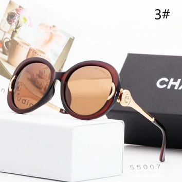 Women Fashion New Polarized More Color Sunscreen Glasses Eyeglasses