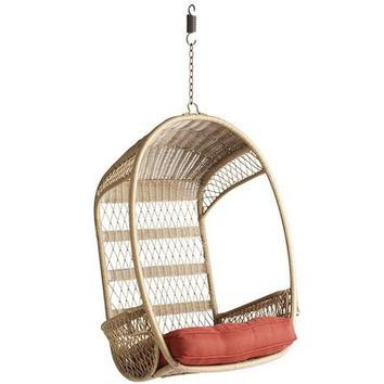 Swingasan Chair Light Brown from Pier 1 imports