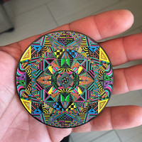 Kaleidoscope Hat Pin