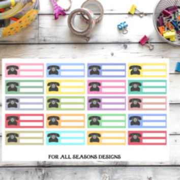 Homework Planner Stickers Assignment Planner Stickers Student Stickers, 16 Homework Stickers, Erin Condren Planner, Life Planner Sticker
