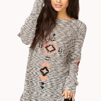 South Bound Open-Knit Top