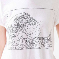 future state wave tshirt