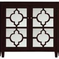 Reflections Mirrored Three-Piece Cabinet Set - Buffets And Sideboards -  Kitchen And Dining Room Furniture -  Furniture | HomeDecorators.com