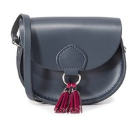 Mini Tassel Saddle Bag