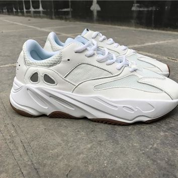 Adidas Yeezy Runner 700 While Basketball Shoes 36 46