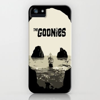 THE GOONIES iPhone & iPod Case by Rocky Rock