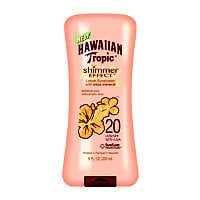 Sunscreen SPF 4-25 Hawaiian Tropic Shimmer Effect Sunscreen Lotion SPF 20 Ulta.com - Cosmetics, Fragrance, Salon and Beauty Gifts