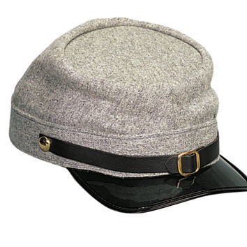 Confederate Army Civil War Kepi