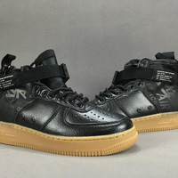 Women's and men's nike air force 1 SF cheap nike shoes a119