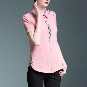 2019 Burberry Spring and summer new women trend outerwear dresses casual wear sweater