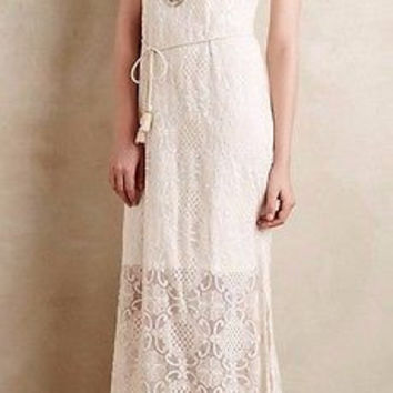Anthropologie Bellflower Lace Dress - by Lilka - NWT