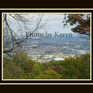 Chattanooga View 5 x 7 Original Photograph other by ClicksByKaren