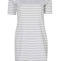 Vicci Stripe Shift Dress