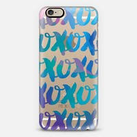 XOXO 04 iPhone 6 case by Noonday Design | Casetify