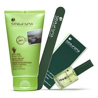 Dead Sea Nail Care Kit