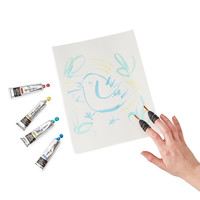 Fingerpainting Kit | painting supplies