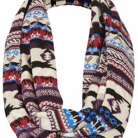 Aztec Fairisle Snood