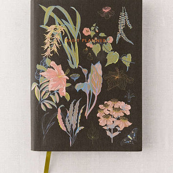 Daily Planner Journal   Urban Outfitters