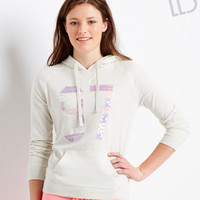 Aeropostale  LLD Sparkle 97 Popover Hoodie