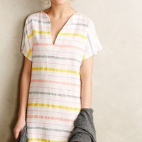 Sunstripe Tunic by Lemlem Peach