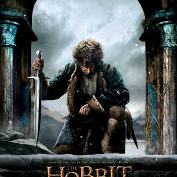 The Hobbit: The Battle of the Five Armies 27x40 Movie Poster (2014)