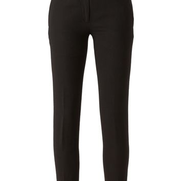 Ann Demeulemeester Blanche cropped trousers