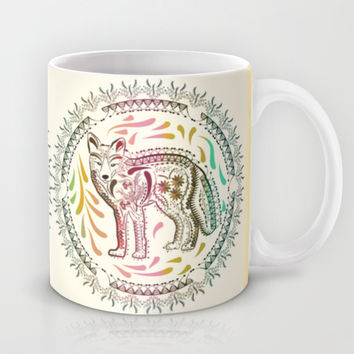 Fox Mug by Famenxt