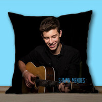 The Shawn Mendes EP on Decorative Pillow Covers