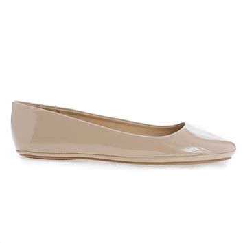 Afar By Soda, round toe simple casual plain ballet ballerina flat