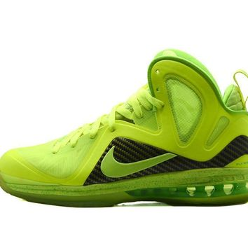 kuyou Nike LeBron 9 PS Elite  Volt Dunkman  (Sample)