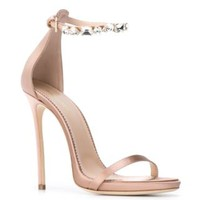 Dsquared2 Open Toe Stiletto Pumps - Nike - Via Verdi - Farfetch.com